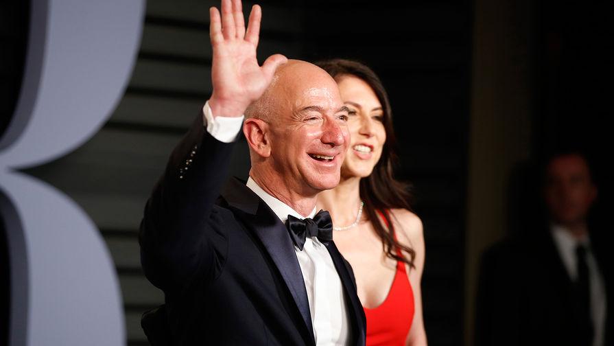 Amazon впервые обогнала Alphabet по капитализации