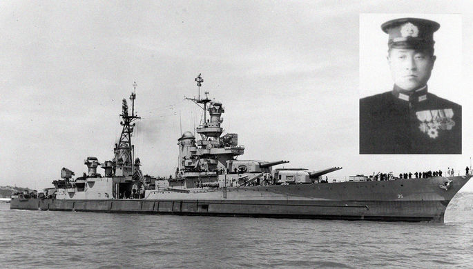 Атака смертников и акул: как погиб крейсер «Индианаполис»
