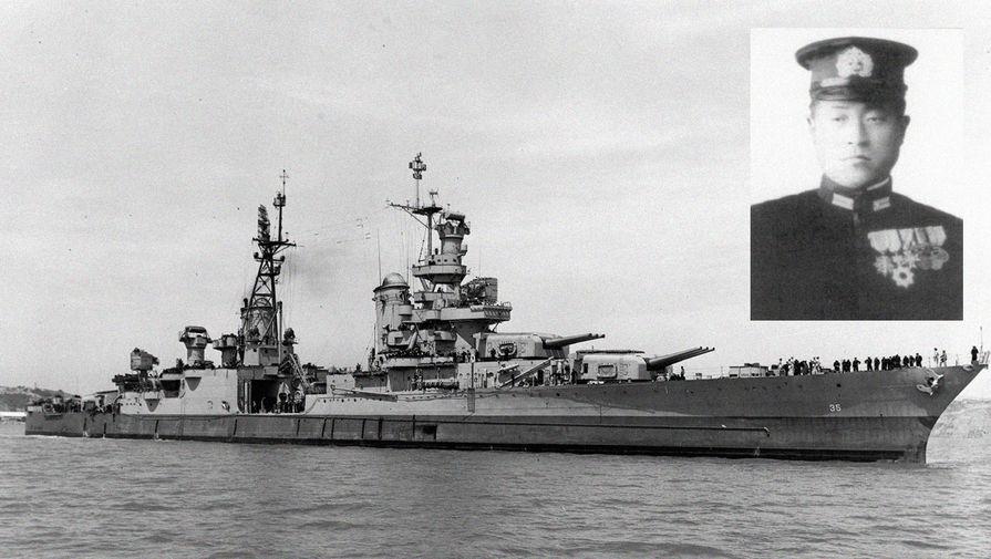 Атака смертников и акул: как погиб крейсер