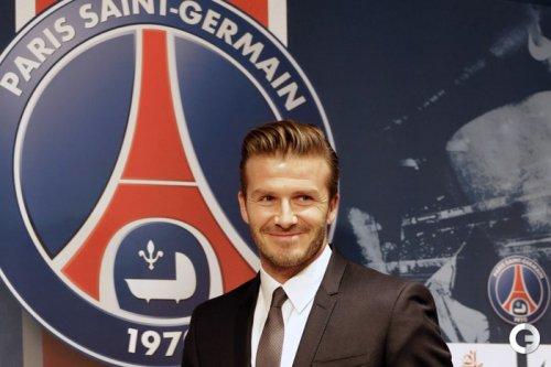 В начале этого года Бекхэм подписал пятимесячный контракт с ПСЖ. Досрочно оформив чемпионство в национальном первенстве, парижский клуб предложил англичанину новый контракт, но тот решил повесить бутсы на гвоздь.