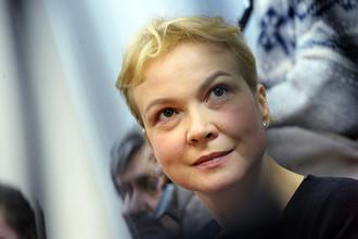 Аксана Панова в суде