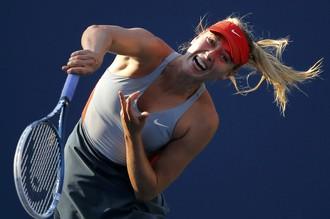 Мария Шарапова обыграла Александру Дулгеру в матче Открытого чемпионата США