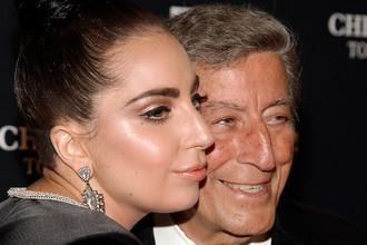 Леди Гага и Тони Беннетт