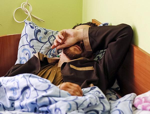 Евгений Ерофеев. Фотография: Глеб Гаранич/Reuters
