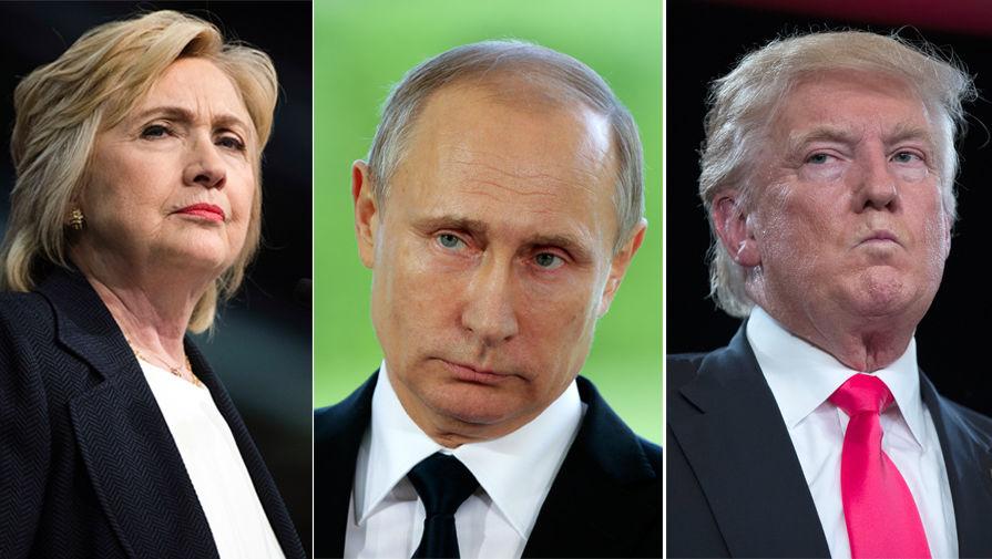 «BBC One» атакует здравый смысл: «Трамп — кандидат Кремля?»