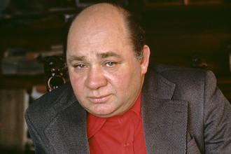 Евгений Леонов, 1983 год