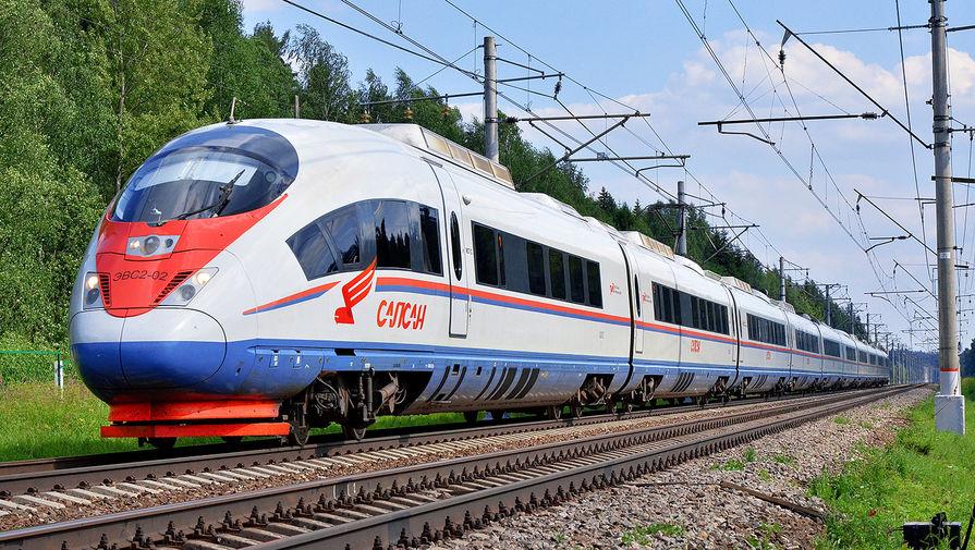 Скоростной электропоезд ЭВС2-02 «Сапсан», 2014 год
