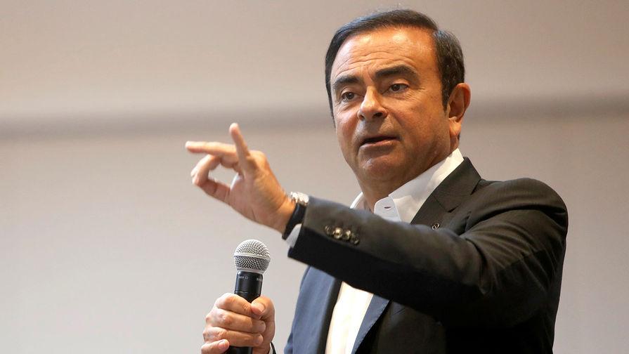 Бывшему главе Nissan предъявили обвинения