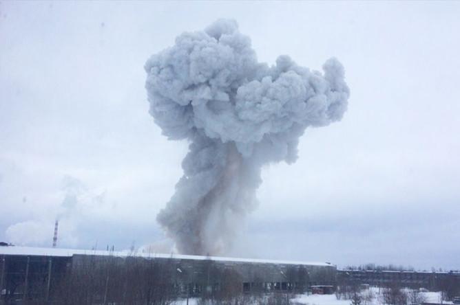 Взрыв на заводе «Полипласт» в Ленинградской области, 16 января 2019 года