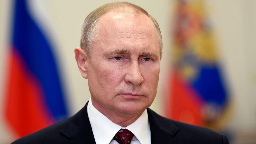 Путин поручил предусмотреть развертывание госпиталей на масштабных стройках