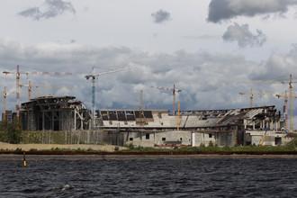 Стадион на Крестовском острове еще не родился, но уже хочет в Европу