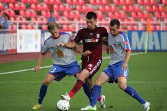 «Мордовия» уверенно отобрала три очка у «Енисея» в Красноярске
