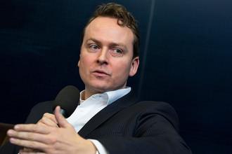 Стейнгримур Мури Арнасон рассказал про будущее ЖЖ на конференции TechCrunch Moscow 2013