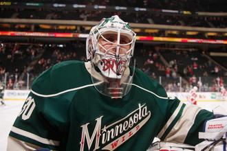 Илья Брызгалов провел не лучший матч в НХЛ