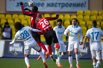 «Зенит» вырвал победу у «Амкара» в матче 23-го тура чемпионата России по футболу