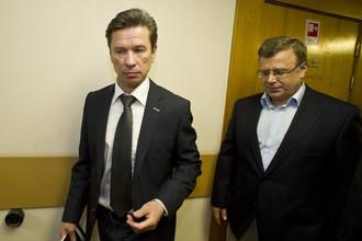 Быков и Захаркин снова в строю