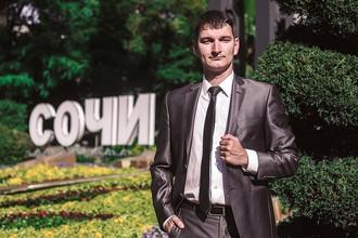 Главный редактор проекта «БлогСочи» Александр Валов