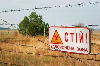 Дым от пожаров на территории зоны отчуждения Чернобыля может повернут на Киев через сутки