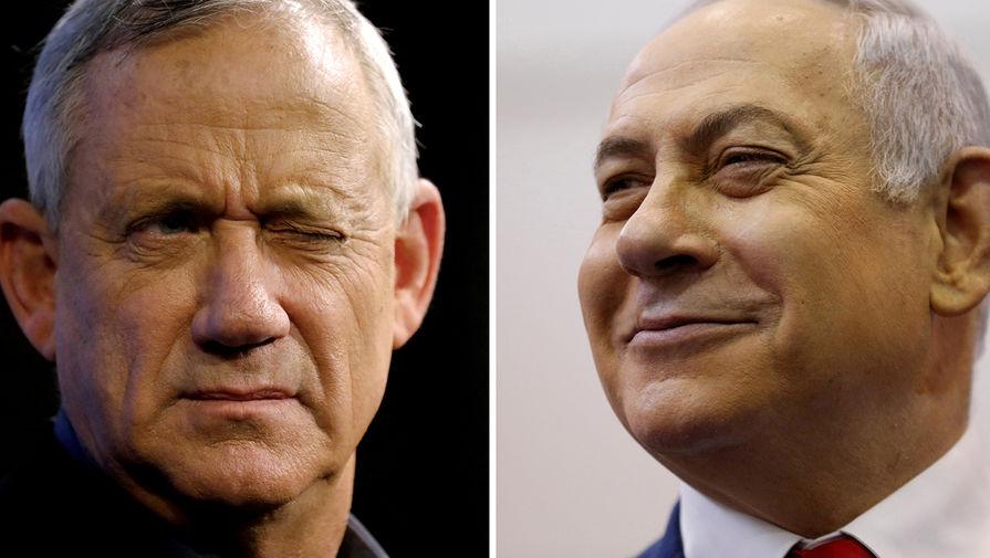 Новым спикером парламента Израиля стал Бени Ганц