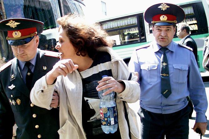 Полковник Лысенко (справа) дважды проходил по уголовным делам
