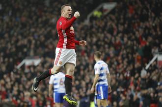 Уэйн Руни забил 249-й мяч за «Манчестер Юнайтед»