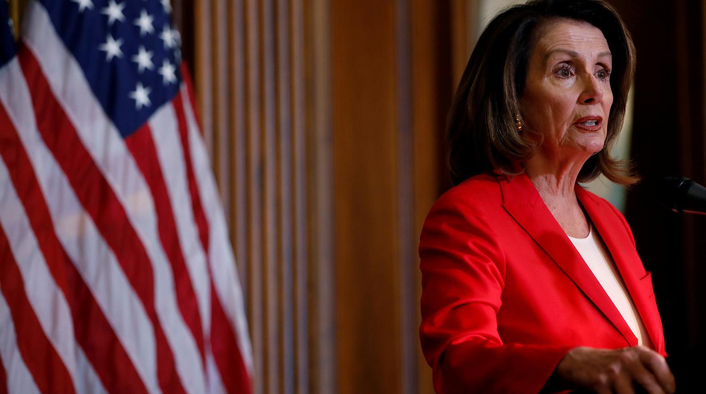 Спикер конгресса США попрекнула Facebook Россией за отказ удалять её «пьяное» видео
