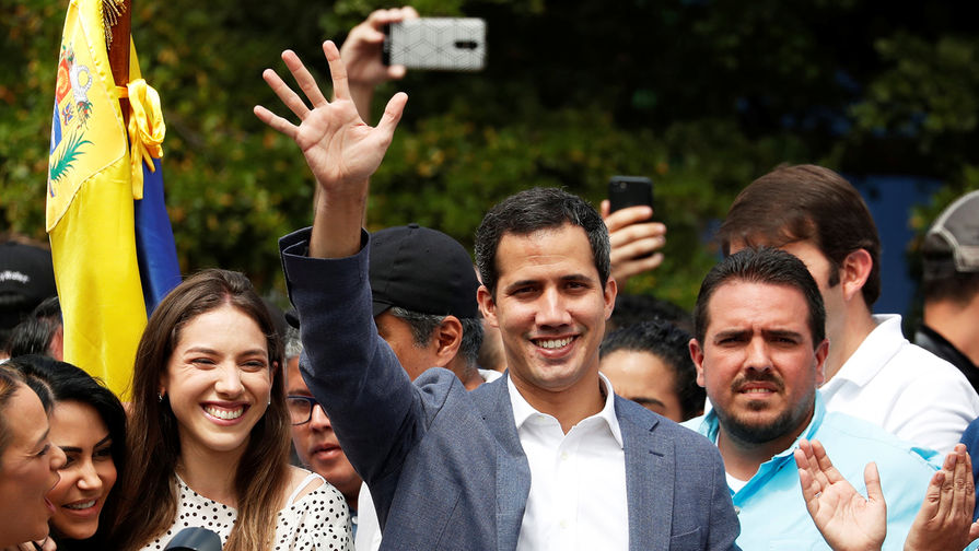 WSJ: ряд лидеров оппозиции Венесуэлы были против объявления Гуайдо президентом