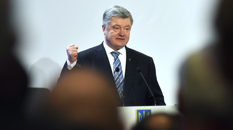 Порошенко уволил Медведева