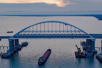 Путь открыт: установлены все пролеты Крымского моста