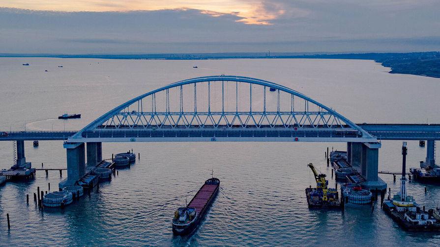 На Украине пообещали ответить на запуск российских поездов в Крым