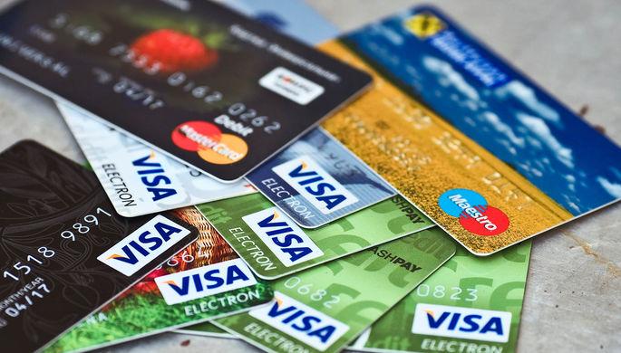 Резкое падение: банки сократили выдачу кредиток