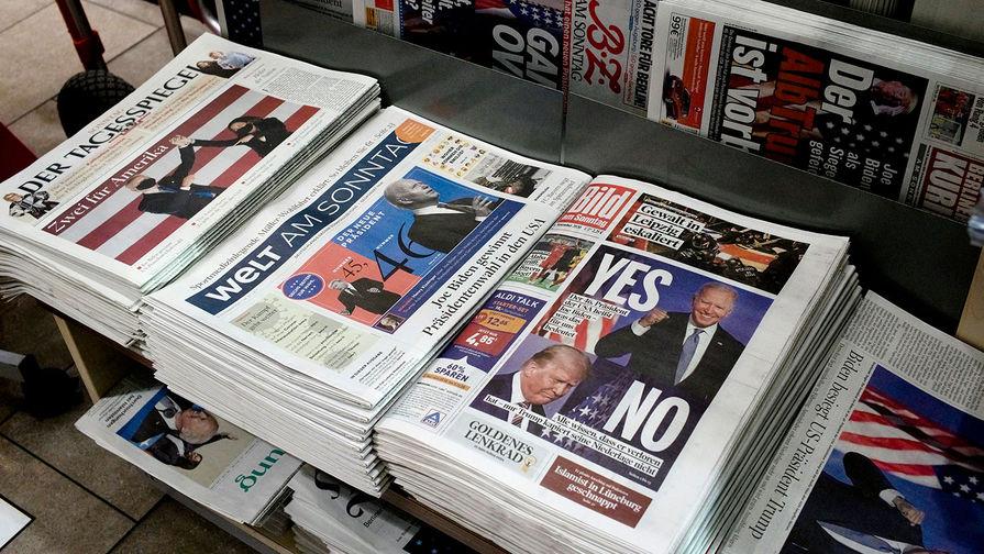 Европейские политики поздравляют Байдена, не дожидаясь результатов выборов
