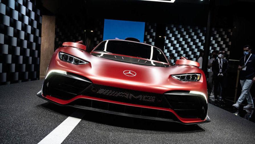 Самая мощная модель Mercedes выйдет в 2022 году