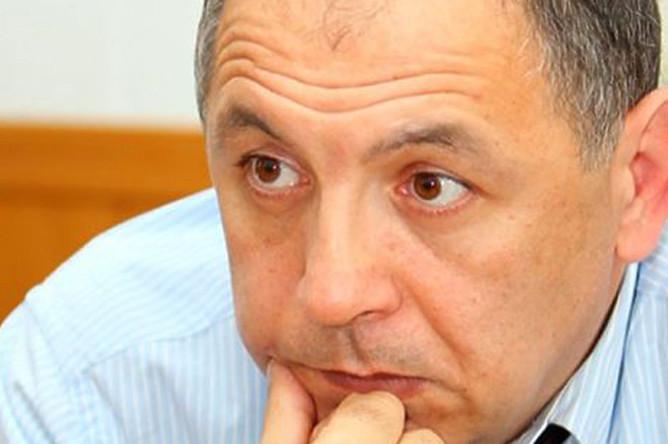 Экс-министр печати Дагестана Нариман Гаджиев