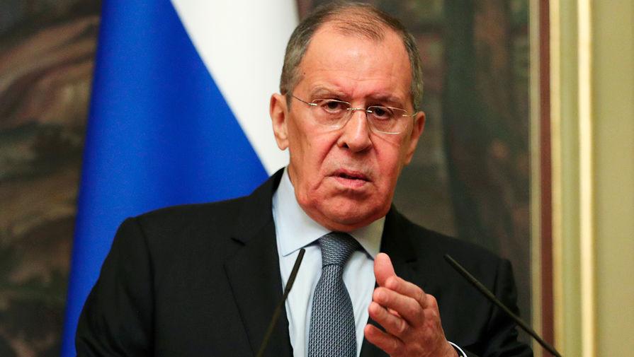 Лавров: Россия не потерпит нравоучений и ультиматумов относительно предстоящих выборов