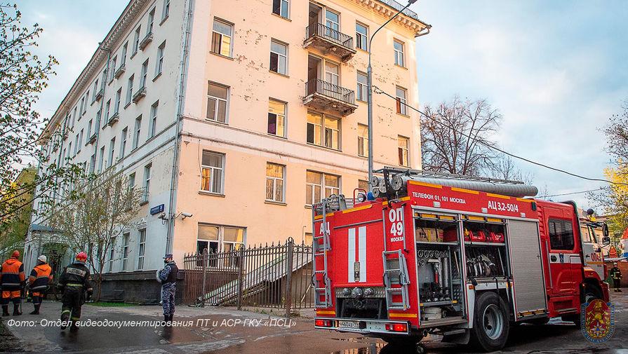 Частного организатора слета кадетов проверят после пожара в столичной гостинице