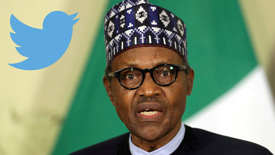 Президент Нигерии Мохаммаду Бухари