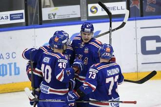 СКА сумел выиграть хотя бы одну игру перед своими болельщиками в начале серии с «Динамо»