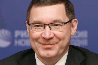 Министр строительства и ЖКХ Владимир Якушев (сменил на посту Михаила Меня)