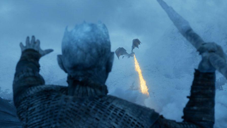 Опубликован первый тизер последнего сезона 'Игры престолов'