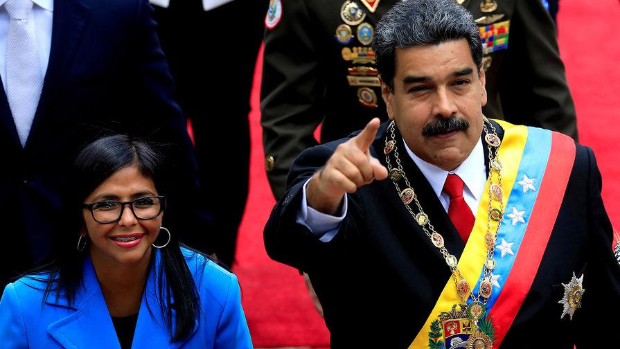 Вице-президент Венесуэлы оценила идею проведения новых выборов