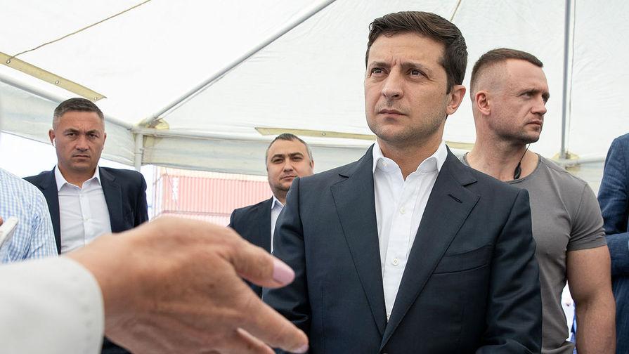 Зеленский намерен сменить Луценко после выборов в Раду