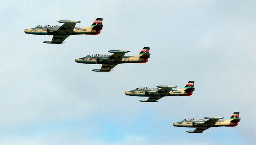 Боевые действия нового типа: как Ливия меняет войну в воздухе