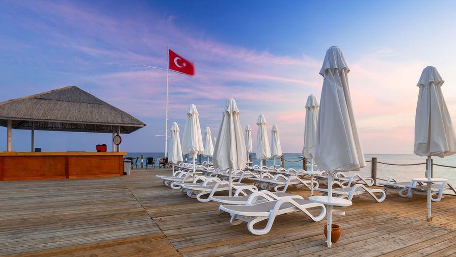 Турция планировала принять до 800 тысяч туристов из РФ к 1 июня