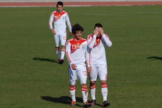 Российские юноши проиграли второй матч подряд