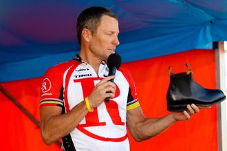 Допинг Армстронга может стоить велоспорту места на Олимпиаде