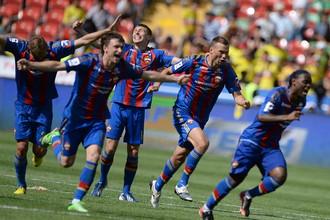 Перемен в составе чемпиона — ЦСКА пока практически нет
