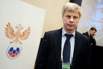 Год назад Николай Толстых стал президентом РФС
