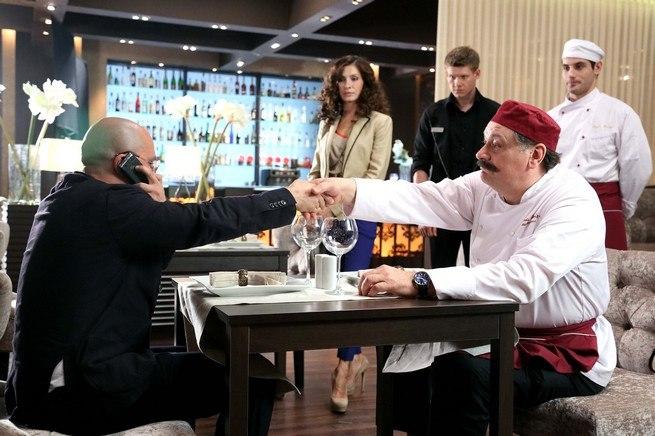 Сериал «Кухня» — победитель в номинации «Ситком»