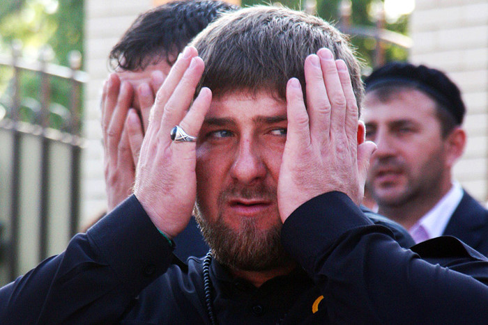 5 кадыровских чеченцев из МВД и СК РФ арестованы за вымогательство в Москве